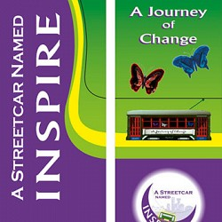 Streetcar Named Inspire banners